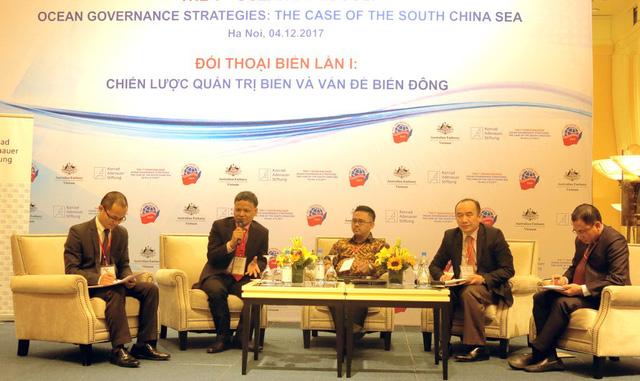 Việt Nam cần điều chỉnh chiến lược biển