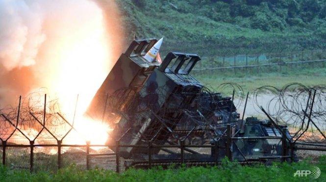 Tình hình căng thẳng trên bán đảo Triều Tiên trưa 09-08-2017: