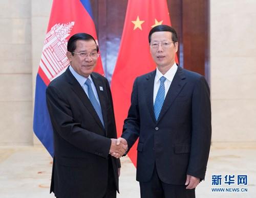 Campuchia và Trung Quốc có 'quan hệ thép'