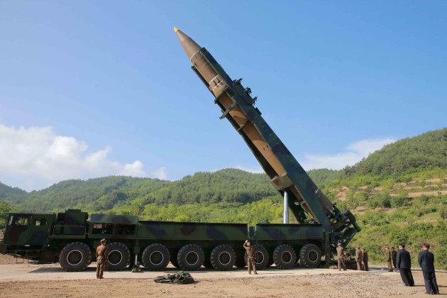 Tình hình căng thẳng trên bán đảo Triều Tiên 08-10-2017: