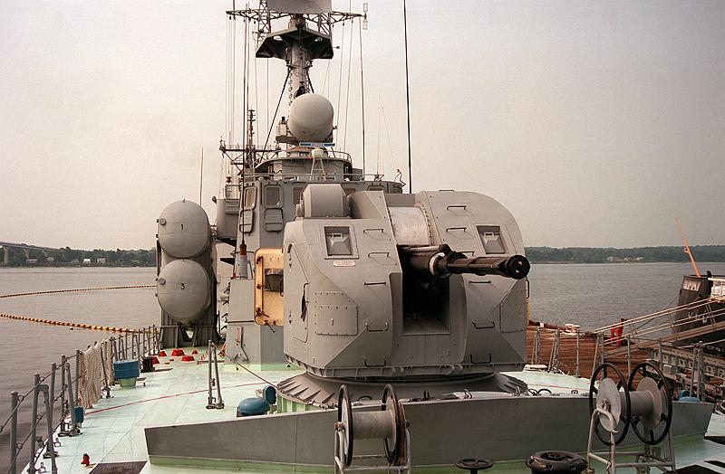Lực lượng tàu chiến hùng hậu của Hải quân Việt Nam (2)