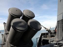 Dàn phóng tên lửa chống hạm KH-35E trên tài Lý Thái Tổ