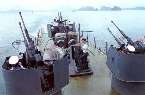 Lực lượng tàu chiến hùng hậu của Hải quân Việt Nam (3)