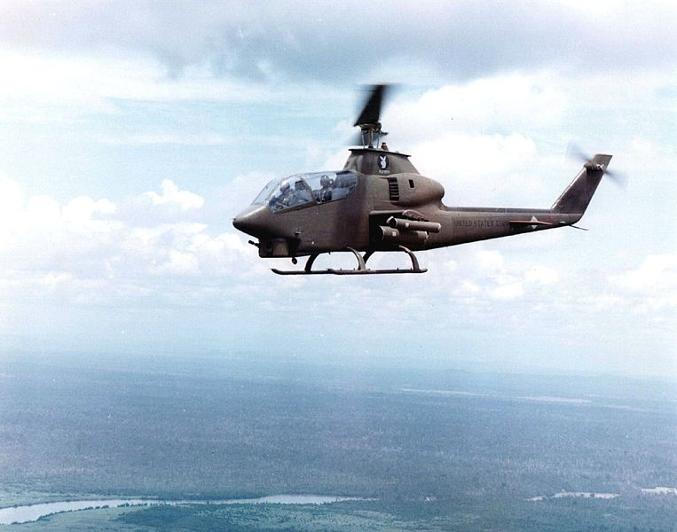 Trực thăng AH-1 Cobra