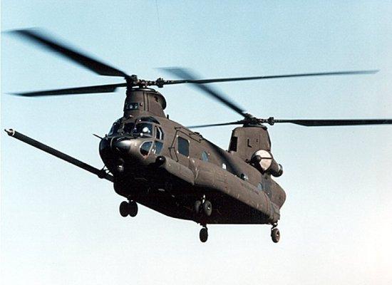 Trực thăng MH-47E Chinook