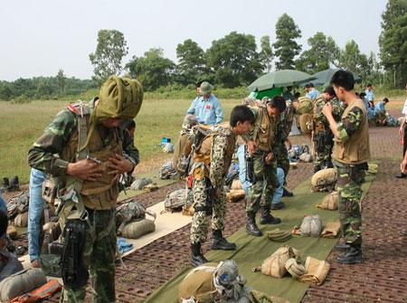 Đội đặc nhiệm chống khủng bố của Hải quân Việt Nam