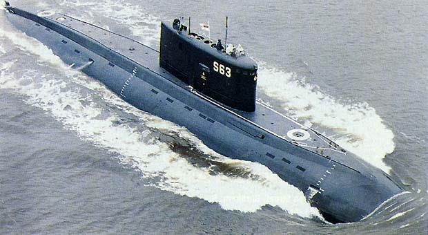 Giáo sư nước ngoài phân tích hạm đội tàu ngầm Việt Nam