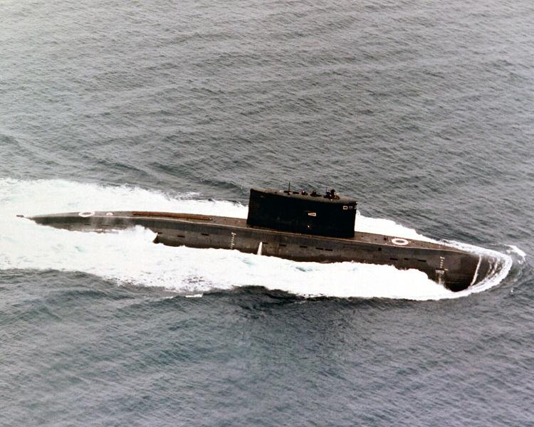 Hạm đội tàu ngầm Kilo tương lai của Việt Nam