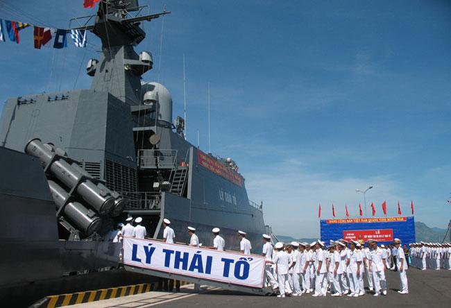 Chiến lược nâng cao sức mạnh Hải quân Việt Nam