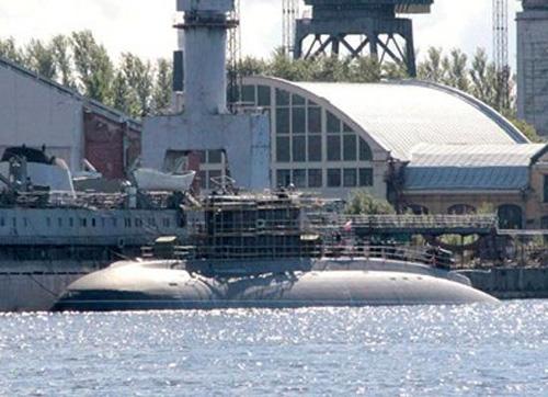 Việt Nam sẽ nhận tàu ngầm Kilo thứ 2 vào năm 2014?