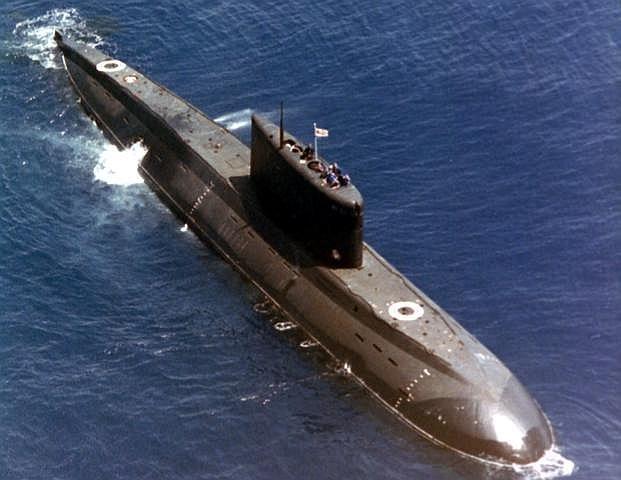Tàu ngầm Việt Nam