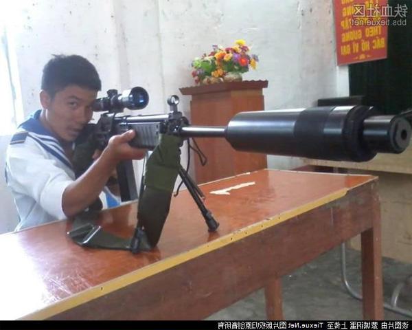 Súng bắn tỉa Việt Nam làm Trung Quốc lo
