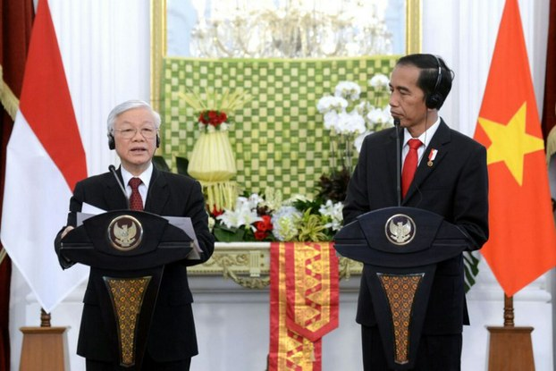 Tin tức tình hình Biển Đông 26-08-2017: Việt Nam - Indonesia hàn gắn quan hệ sau khi đàm thoại về Biển Đông