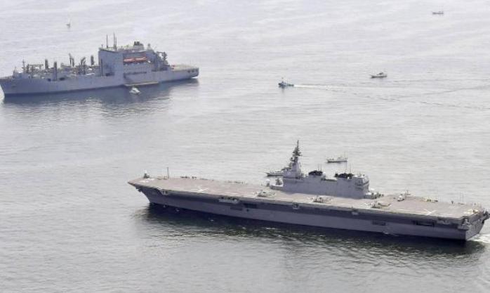 Tin tức tình hình Biển Đông 30-05-2017: Triển khai tàu sân bay trực thăng Izumo - Nhật gửi thông điệp cứng rắn đến Trung Quốc