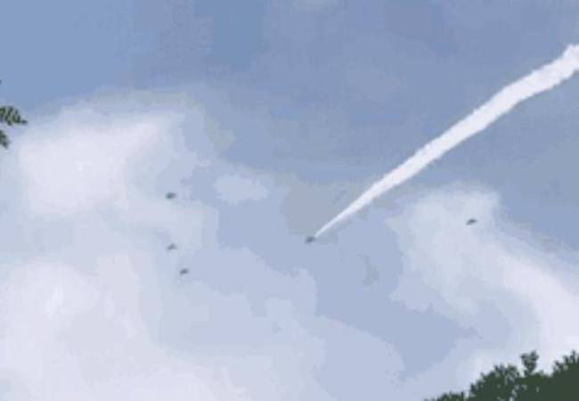Trung Quốc đã có phi đội J-20 để đối phó Mỹ và rình rập ở Biển Đông