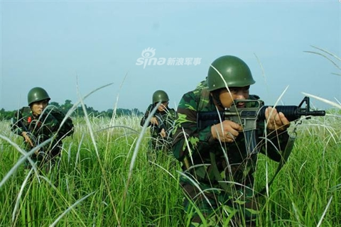 Báo Trung Quốc bình luận trang bị của đặc nhiệm Việt Nam