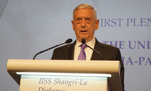 'Quân bài mặc cả' trong phát biểu của Bộ trưởng Quốc phòng Mỹ về Biển Đông