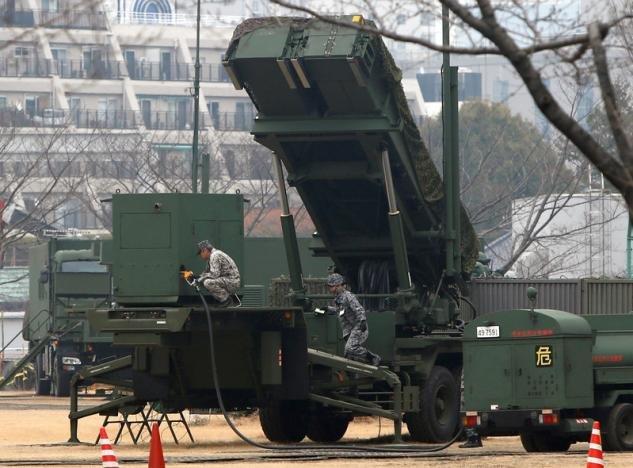 Nhật tìm kiếm khả năng tấn công phủ đầu