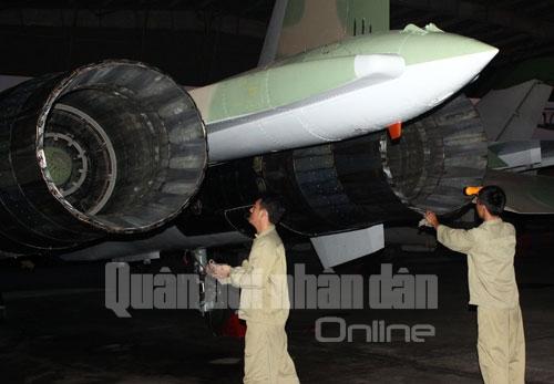 Không quân Việt Nam khai thác, làm chủ máy bay hiện đại