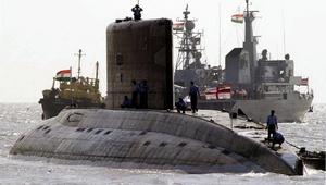 Tàu ngầm lớp Kilo của Ấn Độ bắt đầu thử nghiệm trên biển