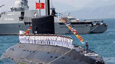 Kilo Việt Nam nguy hiểm thứ 2 trong kho vũ khí Nga