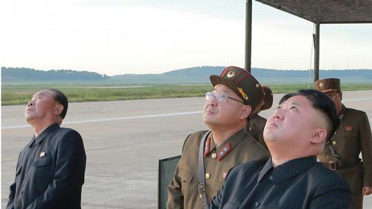 Tình hình căng thẳng trên bán đảo Triều Tiên 22-09-2017