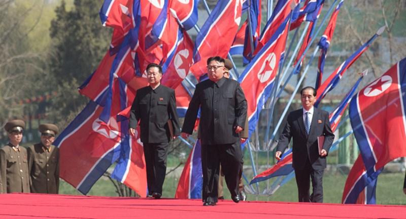 Tình hình căng thẳng trên bán đảo Triều Tiên tối 03-08-2017