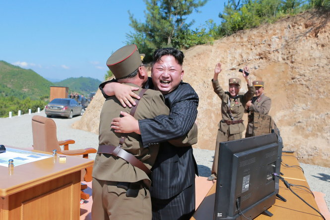 Tình hình căng thẳng trên bán đảo Triều Tiên  15-07-2017: Triều Tiên sẽ đáp trả 'tương xứng' như thế nào?