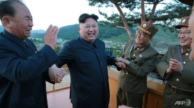 Tình hình căng thẳng trên bán đảo Triều Tiên chiều 03-06-2017
