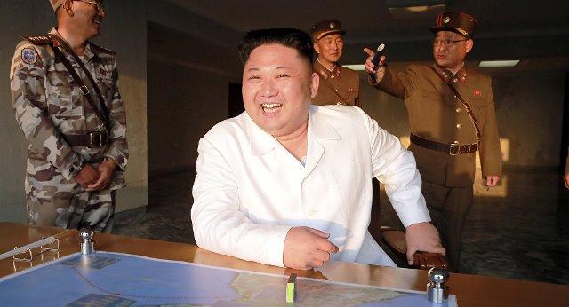 Tình hình căng thẳng trên bán đảo Triều Tiên chiều 16-07-2017:
