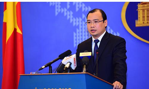 Việt Nam lên tiếng về khả năng Philippines đàm phán Biển Đông với Trung Quốc