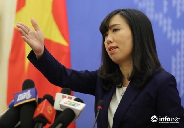 Người phát ngôn Bộ Ngoại giao: Việt Nam mua tên lửa BrahMos là bình thường
