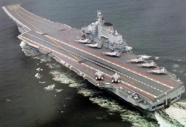 Tin tức tình hình Biển Đông trưa 13-10-2017: Mỹ đe dọa hủy diệt cả 2 tàu sân bay Trung Quốc trong 12 giờ