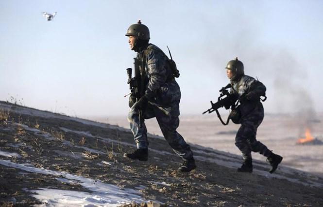 Trung Quốc sẽ tăng gấp 5 lần số lính thủy đánh bộ