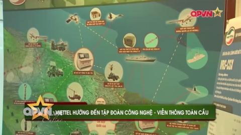 Lộ diện tên lửa đối hải do Viettel chế tạo