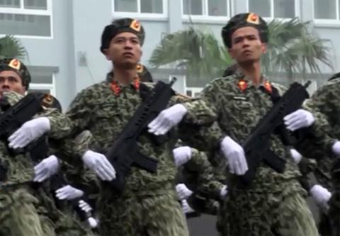 Tạp chí quân sự nước ngoài ca ngợi đặc công Việt Nam