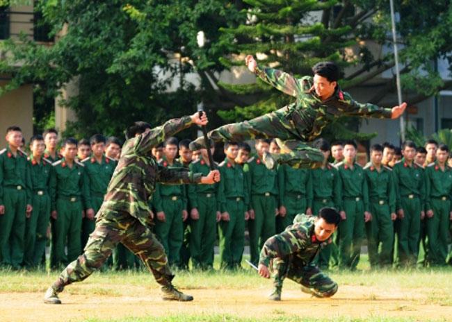 Uy vũ đơn vị đặc biệt tinh nhuệ của Việt Nam
