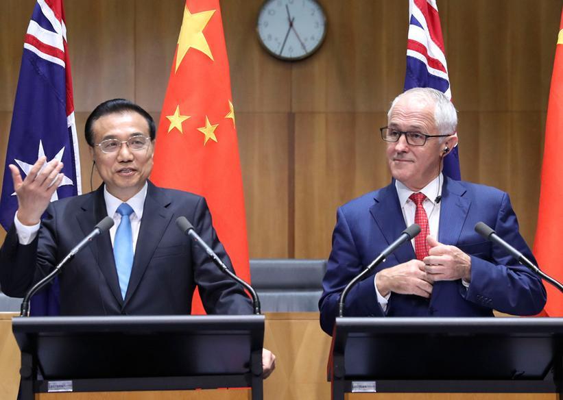 Tin tức tình hình Biển Đông 29-03-2017: Trung Quốc hối thúc Australia không đứng về bên nào ở Biển Đông