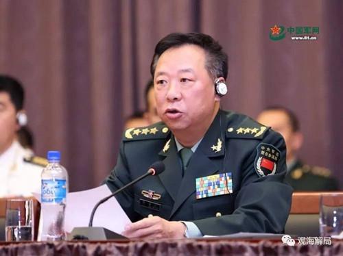 Trung Quốc công bố Quân ủy trung ương khóa 19 - ảnh 7