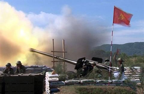 Lựu pháo nòng dài ít biết của Quân đội Việt Nam
