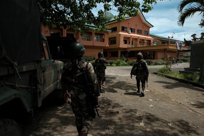 Philippines: Chiến trường Marawi sau một tháng giao tranh
