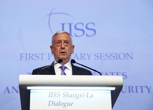 Mỹ không chấp nhận Trung Quốc quân sự hóa Biển Đông