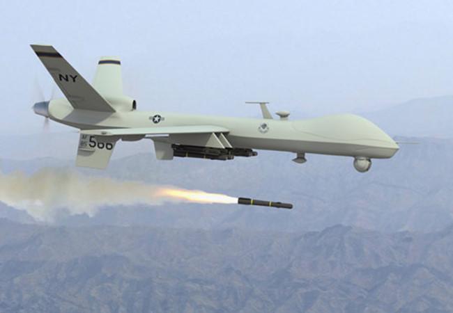 Quân đội Mỹ triển khai UAV vũ trang ở Nhật Bản đối phó Trung Quốc