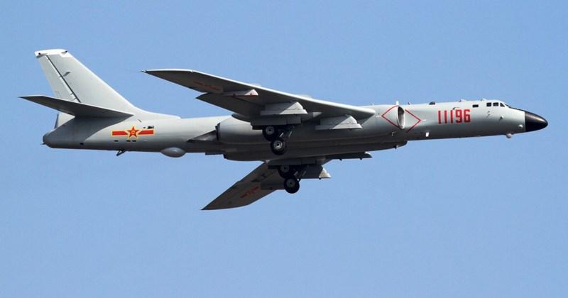 Tin tức tình hình Biển Đông tối 18-07-2017: Máy bay ném bom Trung Quốc ồ ạt bay về hướng Nhật
