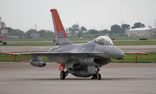 Tiêm kích F-16 không người lái Mỹ tự động diệt mục tiêu