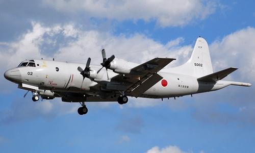 Nhật Bản tính tặng máy bay tuần tra cho Malaysia