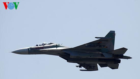 Cận cảnh máy bay hiện đại của Không quân Việt Nam