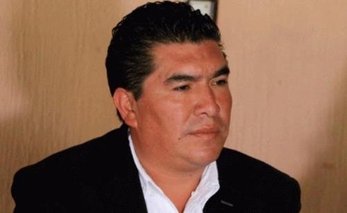 thi truong stalin - sanchez gonzalez cua thanh pho paracho, bang michoacan bi ban chet sang 6/10. anh: info7.mx