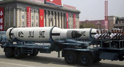 Tình hình căng thẳng trên bán đảo Triều Tiên chiều 28-04-2017