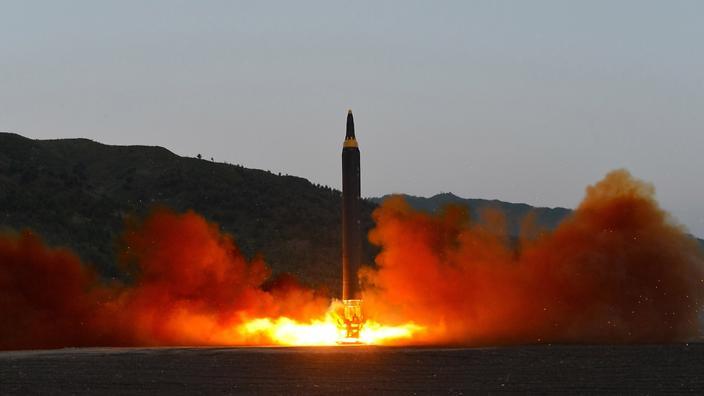 Tình hình căng thẳng trên bán đảo Triều Tiên chiều 01-09-2017: